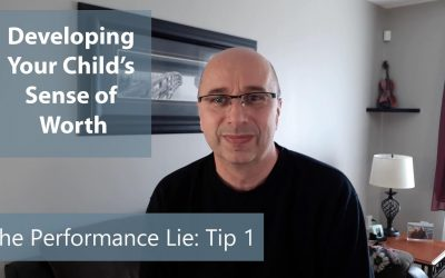The Performance Lie:  Tip 1